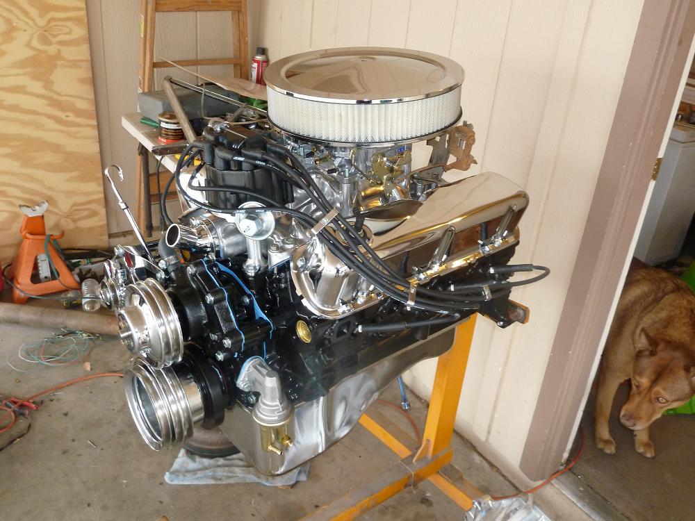 Performance Parts 1964 Fairlane